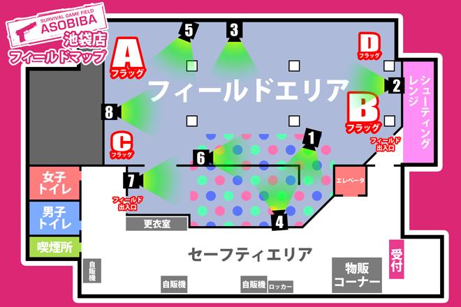 asobiba池袋マップ